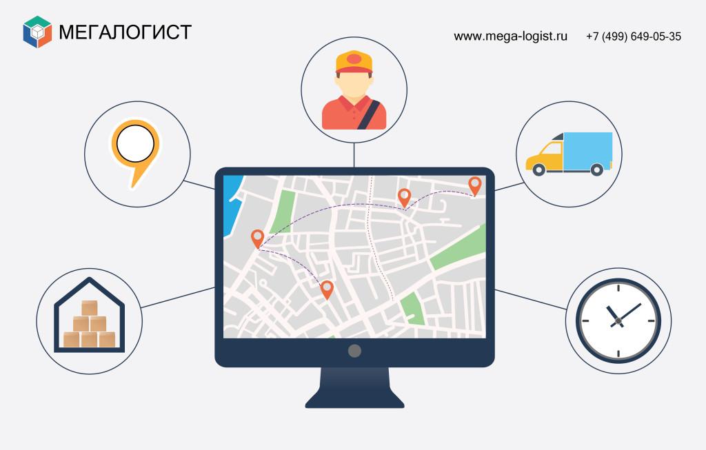 Распределение заданий по курьерам и планирование маршрутов: 10 шагов к простоте