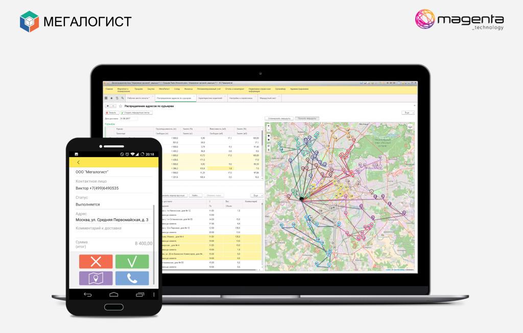 Стратегическое партнерство с компанией Magenta Technology